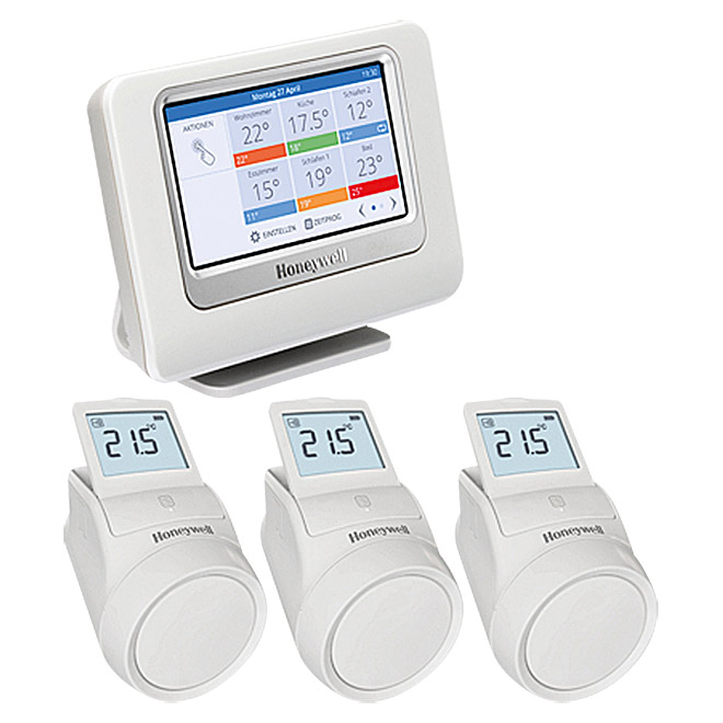 Honeywell evohome Starter-Set THR993RT