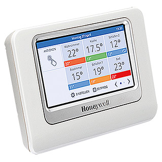 Honeywell evohome Touchscreen-Bediengerät THR928SRT