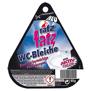 WC-Bleiche (60 g, Portionspack)