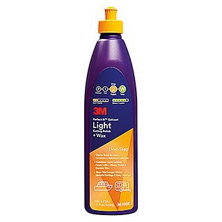 3M Perfect-It Pulimento y cera (473 ml, Apto para: Gelcoat)