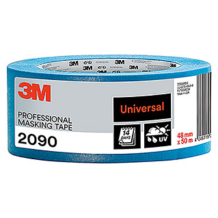 3M Scotch Cinta de protección (L x An: 50 m x 48 mm, Azul)
