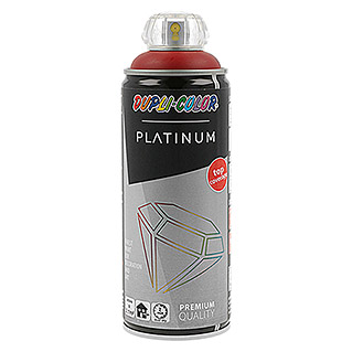 Dupli-Color Platinum Buntlack-Spray RAL 3003 (Rubinrot, 400 ml, Seidenmatt)
