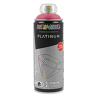 Dupli-Color Platinum Buntlack-Spray RAL 4010 (Telemagenta, 400 ml, Seidenmatt)