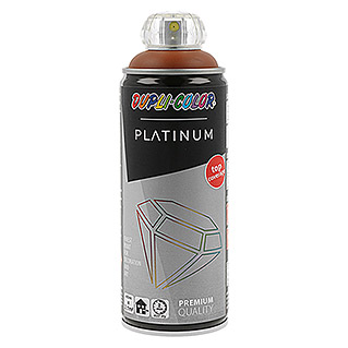 Dupli-Color Platinum Buntlack-Spray (Terracotta, 400 ml, Seidenmatt)
