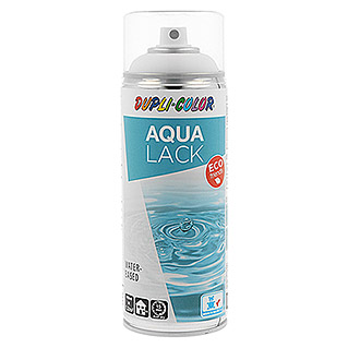Dupli-Color Aqua Lackspray RAL 9010 (Reinweiß, Matt, 350 ml)