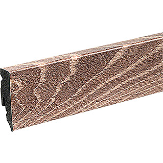 Profiles and more Plint Doxis4 Royal Eiken (2,4 m x 15 mm x 50 mm, Recht)