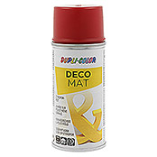 Dupli-Color Deco Mat Acryl-Lackspray RAL 3003 (Rubinrot, 150 ml, Matt)