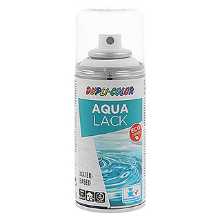 Dupli-Color Aqua Lackspray (Matt, 150 ml, Reinweiß)