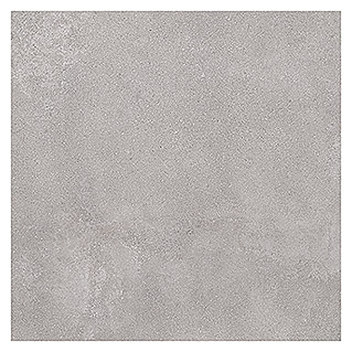 Feinsteinzeugfliese Click and Go Square Concrete (60 x 60 cm, Grau, Glasiert)
