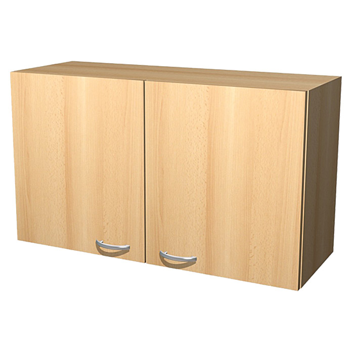 h ngeschrank lima 32 x 100 x 54 cm buche holznachbildung bauhaus. Black Bedroom Furniture Sets. Home Design Ideas