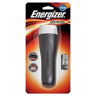 Energizer Linterna Grip-It (LED, Plástico, 45 lm)