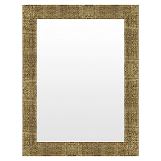 Espejo de pared Metallic gold (65 x 85 cm, Dorado)