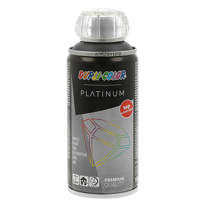 Dupli-Color Platinum Buntlack-Spray RAL 7016 (Anthrazitgrau, 150 ml, Seidenmatt)