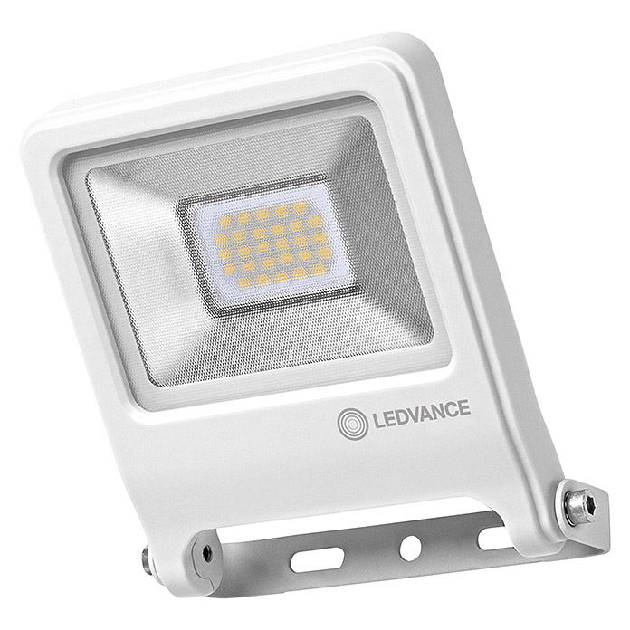 Ledvance LED-Strahler Endura Flood (Weiß, 20 W, IP65) -