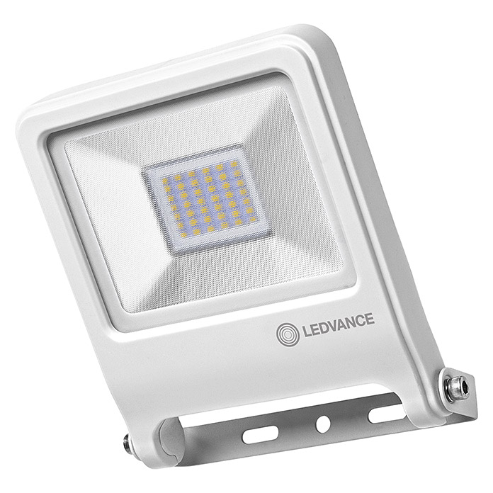 Ledvance LED-Strahler Endura Flood (Weiß, 30 W, IP65) -
