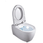 WAND WC ICON RIMFREEWEISS M. SITZ SOFTCLOSE