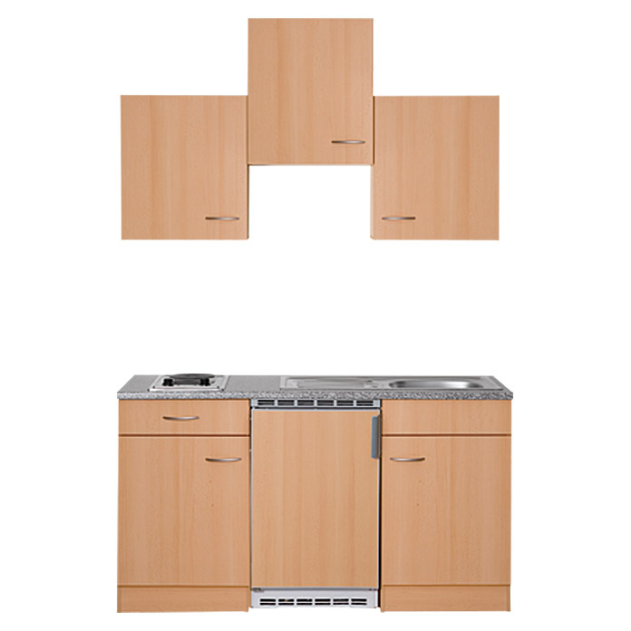 respekta singlek che kb150bb breite 150 cm buche holznachbildung bauhaus. Black Bedroom Furniture Sets. Home Design Ideas