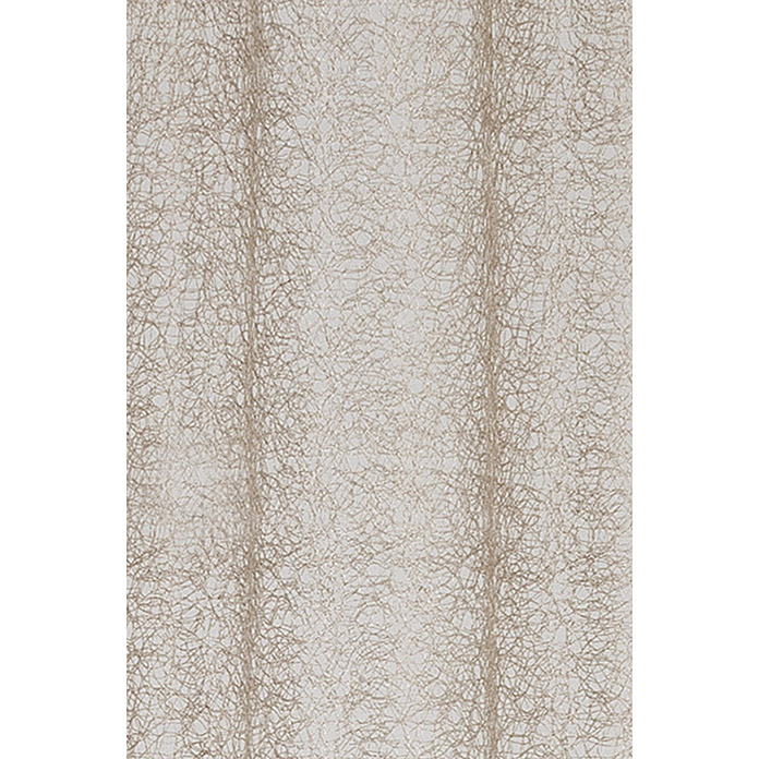 Barbara Becker Home Passion Ösenschal Colourful Moments (Taupe, 140 x 255 cm, 100 % Polyester)