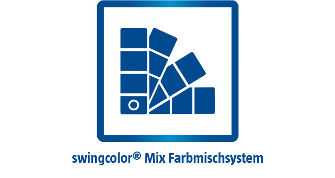 swingcolor® Mix ...das Farbmischsystem