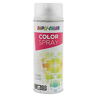 Dupli-Color Color Klarlack (Matt, 400 ml, Farblos)