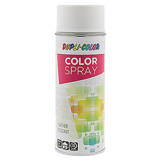 Dupli-Color Color Lackspray RAL 9010 (Matt, 400 ml, Reinweiß)