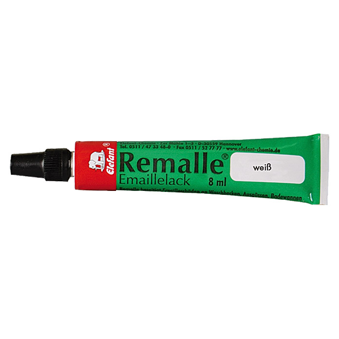 REPARATUR-EMAILLE   WEISS