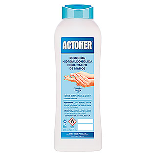 Desinfectante hidroalcohólico Actoner (800 ml)