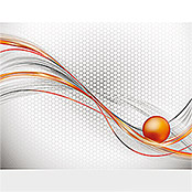 IR THERMOCOVER 60x80cm MASCHENDESIGN ORANGE