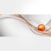 IR THERMOCOVER 60x120cm MASCHENDESIGN ORANGE