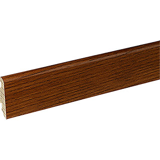 Profiles and more Furnierleiste SU60L (Eiche Siena Braun, 2,5 m x 19 mm x 58 mm)