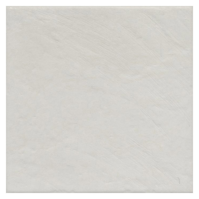 Wandfliese Luxus White (20,1 x 20,1 cm, Weiß, Matt) -