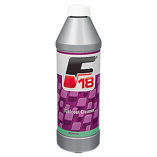 F18 Gelcoat Cleaner (500 ml)