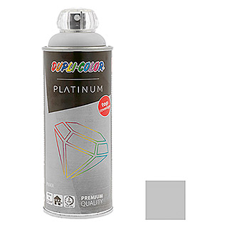 Dupli-Color Platinum Universele primer Platinum (Grijs, 400 ml, Sneldrogend)