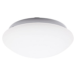 Tween Light Plafón LED Pinto (Vidrio, Blanco, 9 W, 26 cm)
