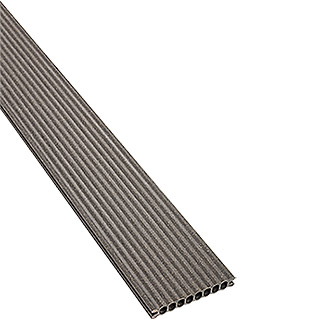 SLIM DECK WPC DIELE GREY 21X145X3000 mm