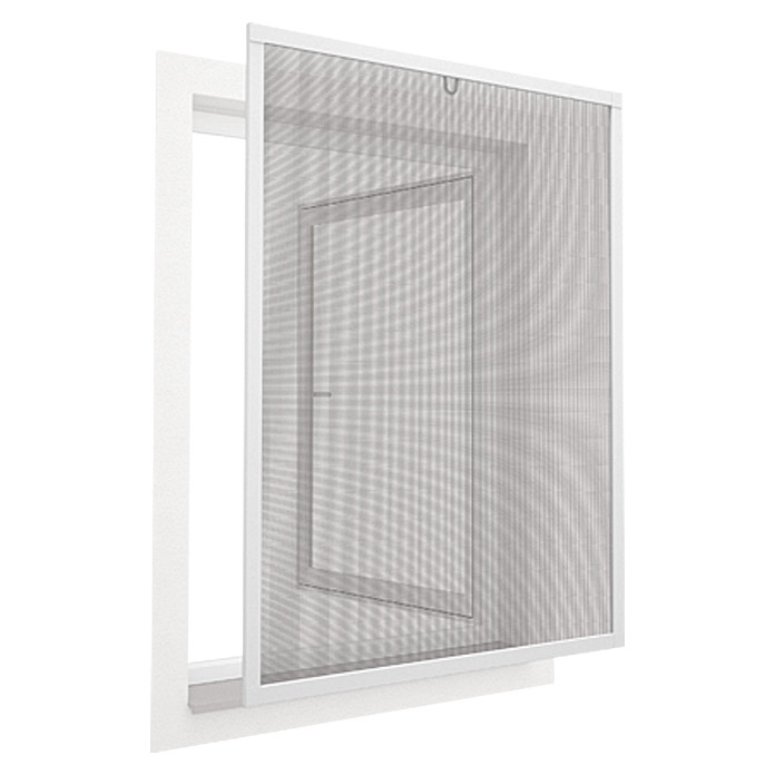 IS-ALU-FENSTER  130X150cm GRAU
