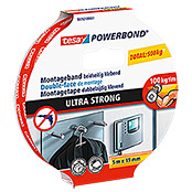 Tesa Powerbond Montageband Ultra Strong (5 m x 19 mm)