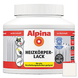 HEIZKOERPERLACK     SDM 910ml           ALPINA
