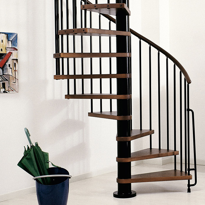 treppe spindeltreppen preisvergleiche. Black Bedroom Furniture Sets. Home Design Ideas
