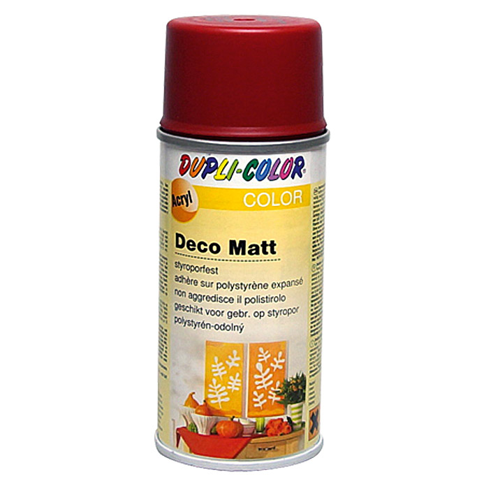 DECO MATT RAL 3003  RUBINROT 150 ml     DUPLICOLOR