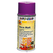 Dupli-Color Color Acryl-Lackspray Deco Matt RAL 4006 (Purpur, 150 ml, Matt)