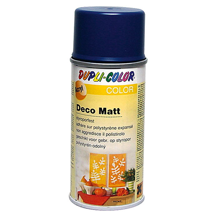 DECO MATT RAL 5003  SAHPIRBLAU 150 ml   DUPLICOLOR