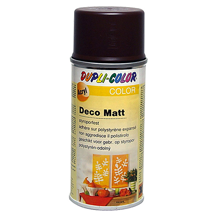 DECO MATT RAL 8017  SCHOKOBRAUN 150 ml  DUPLICOLOR