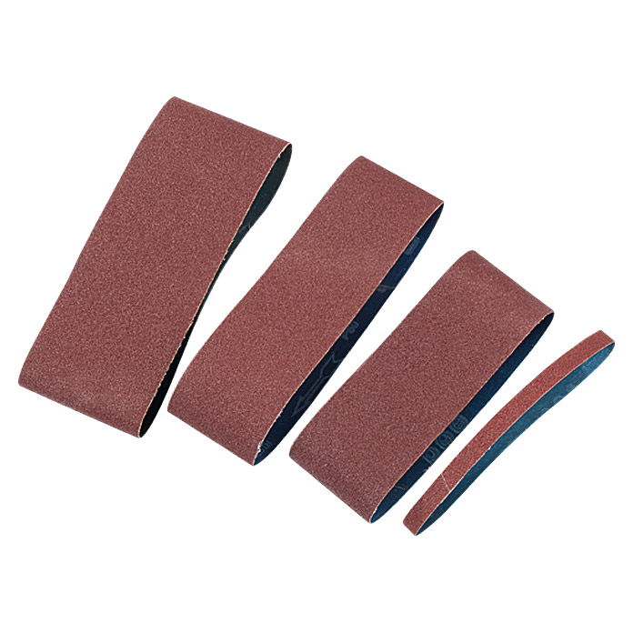 Craftomat Schleifband-Set  (13 x 457 mm, Körnung: 40)
