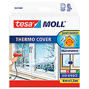 THERMO    COVER     4,0m:1,5m TRANSPAR. TESAMOLL