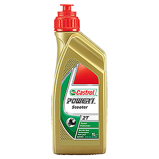 Castrol Motoröl Power 1 Scooter (1 l, API TC)