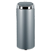 TOUCH BIN 30l       METALLIC GREY