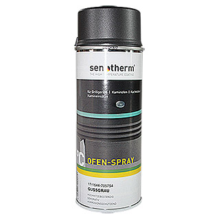 Ofen-Spray (Gussgrau, 400 ml)
