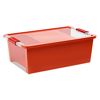 BI BOX M MIT DECKEL 35X55X19 26l ORANGE