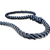 RAPALLO 10mm, 6m    AUGSPL. NAVY-BLAU
